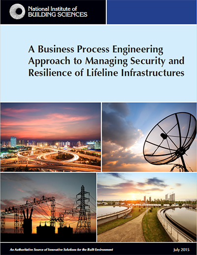 A Business Process Engineering Approach to Managing Security and Resilience of Lifeline Infrastructures