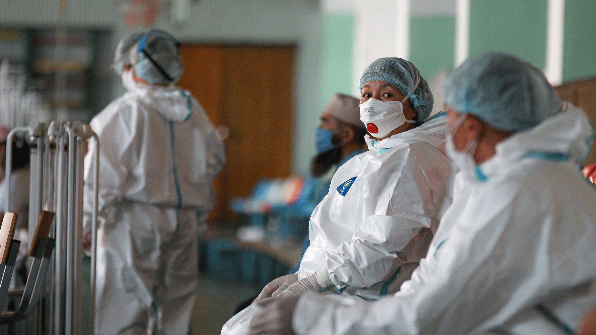 Confronting a global pandemic